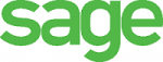 Sage logo brilliant green